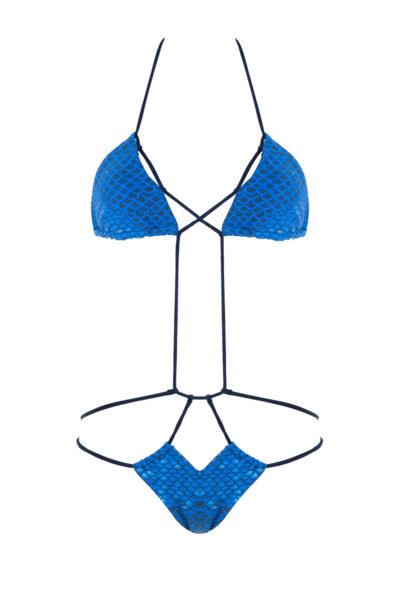trikini beliza MARINA trikini sexy écailles