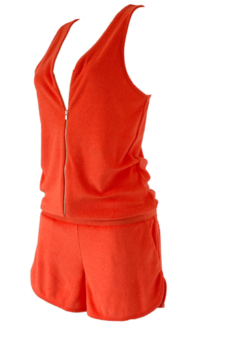 Playsuit Beliza ENOLA Sponge Orange