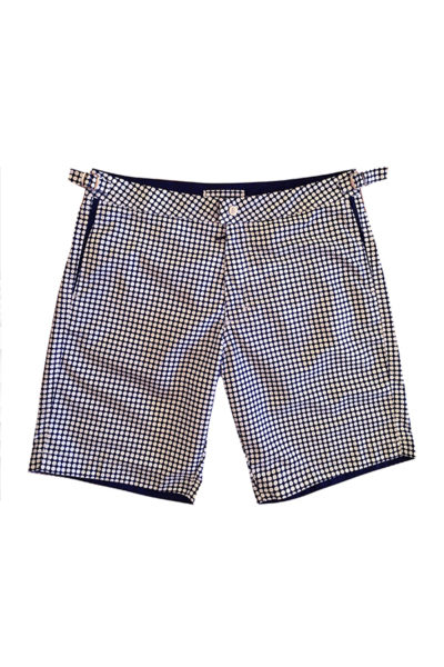 Collin Short Long Navy Peas