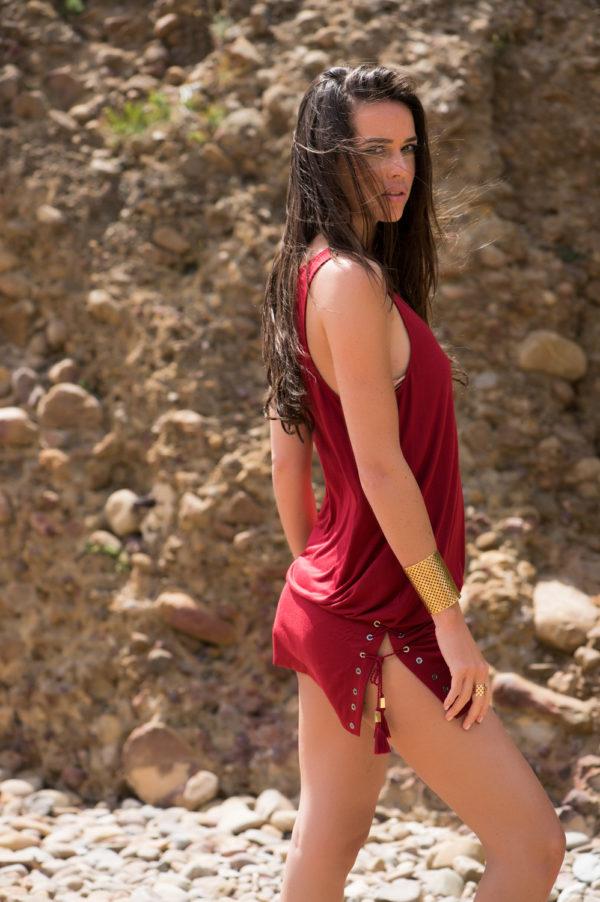 Isabelle Short Dress Roof
