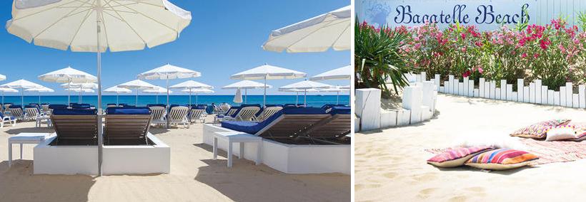 Bagatelle Beach Ramatuelle