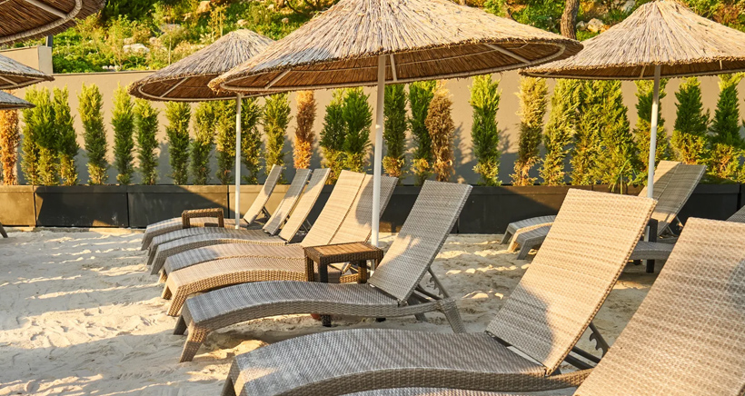Sélection plages privées dans les Bouches-du-Rhône